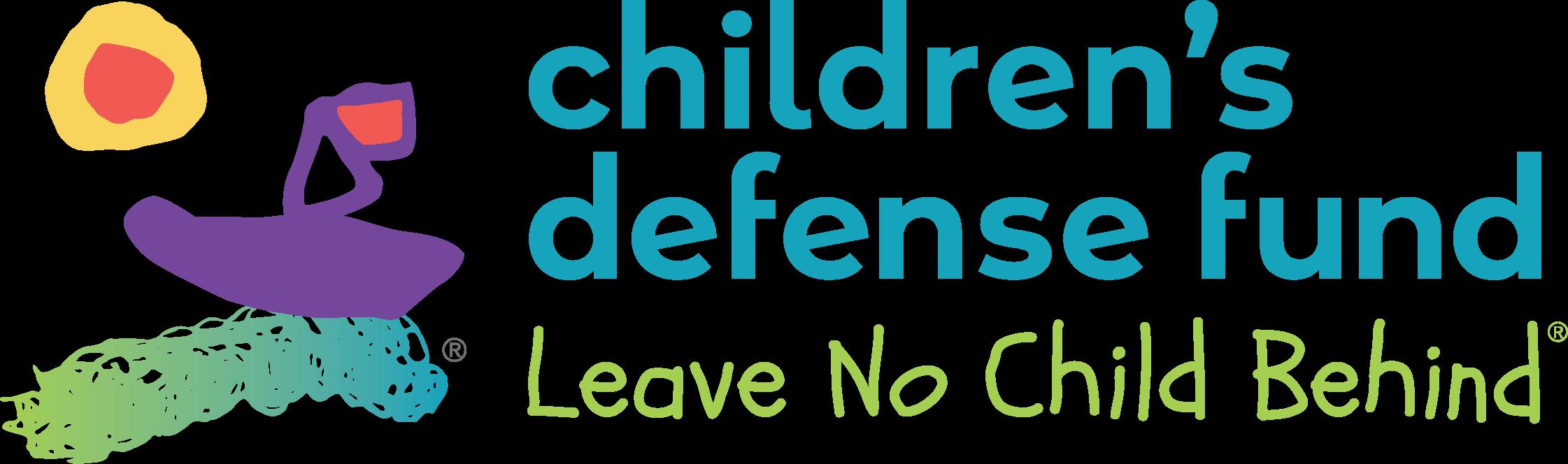 Children's Defense Fund Logo