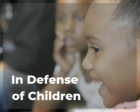 CDF Blog - In Defense of Children