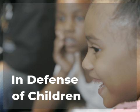 CDF Blog - In Defense of Children