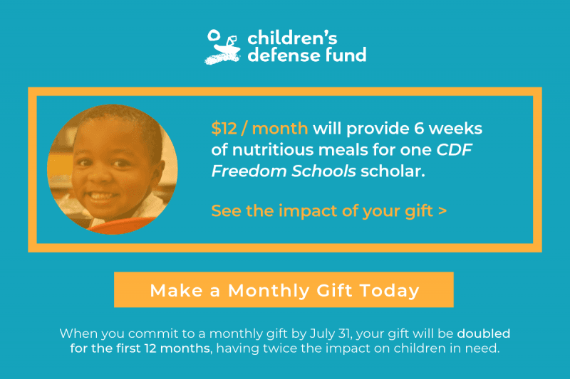 Make a monthly gift today