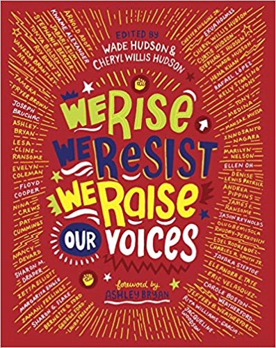 We Rise, We Resist, We Raise Voices