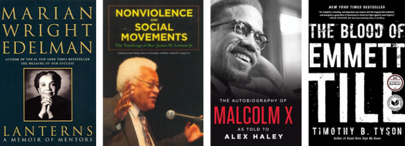 Books On Racial Justice and the Civil Rights Movement