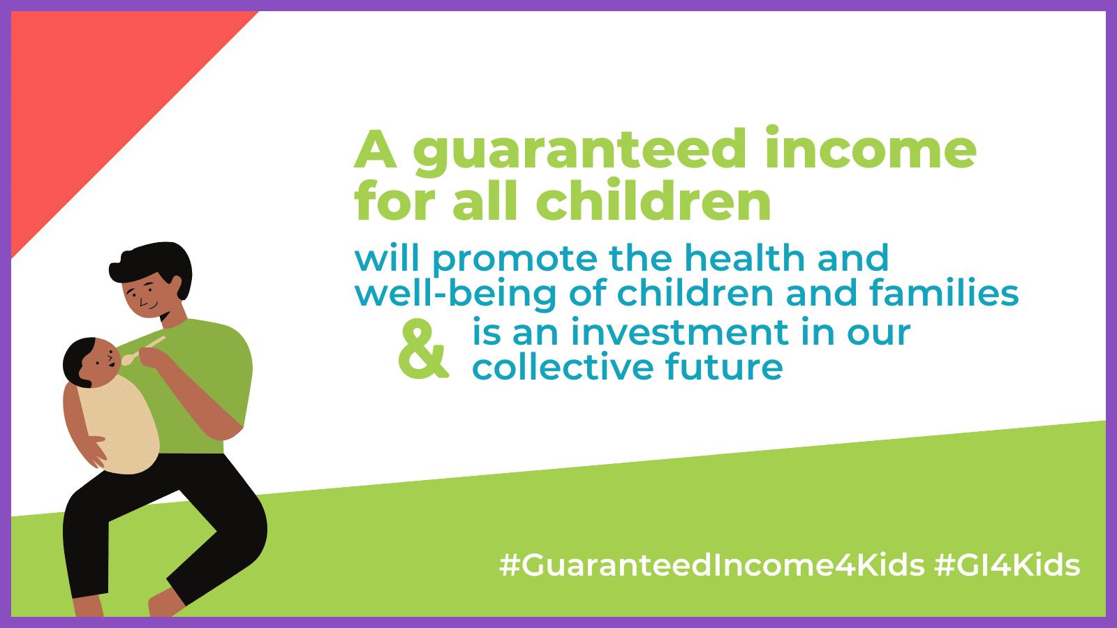 A guaranteed income for all children